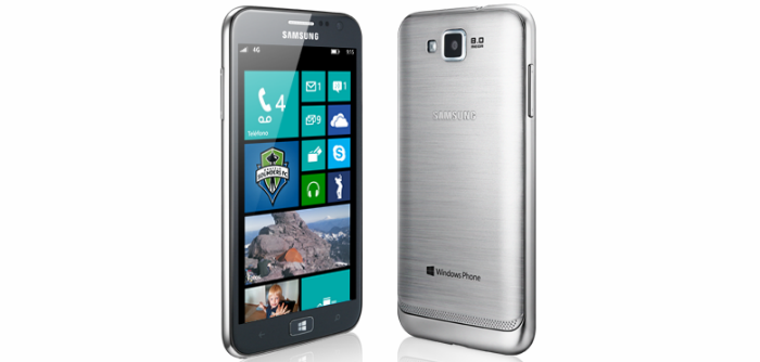 Samsung Ativ Windows Phone