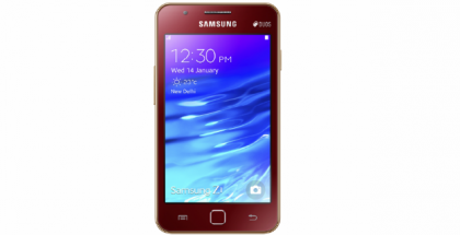 Samsung Z1 Tizen OS