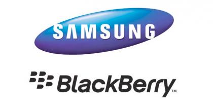 Samsung y BlackBerry