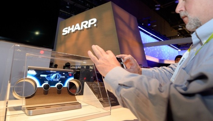 Sharp FFD