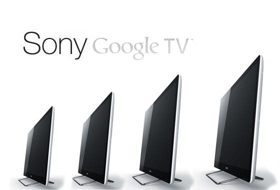 Sony fue uno de los principales impulsores de Google TV.