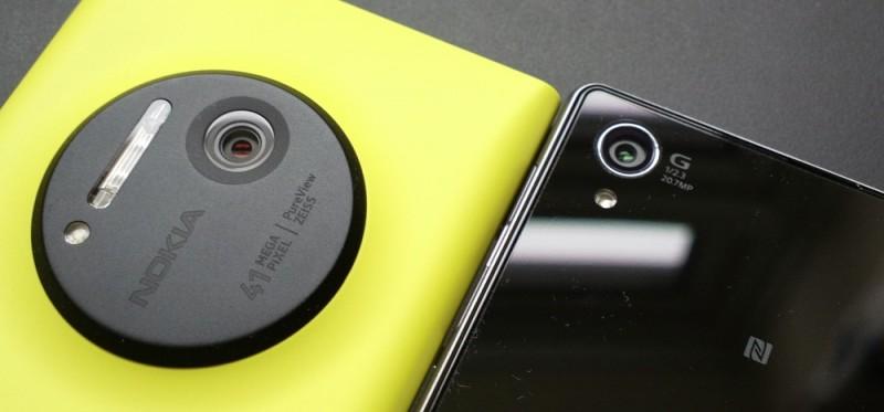 Sony Nokia
