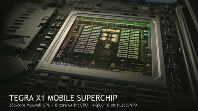 Procesador Nvidia Tegra X1