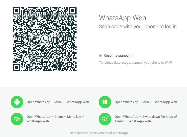 WhatsAp-web-oficial