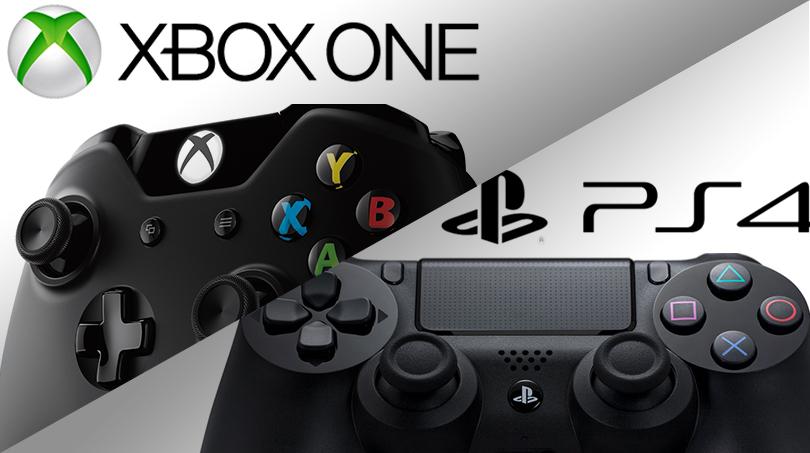 Xbox-One-PlayStation