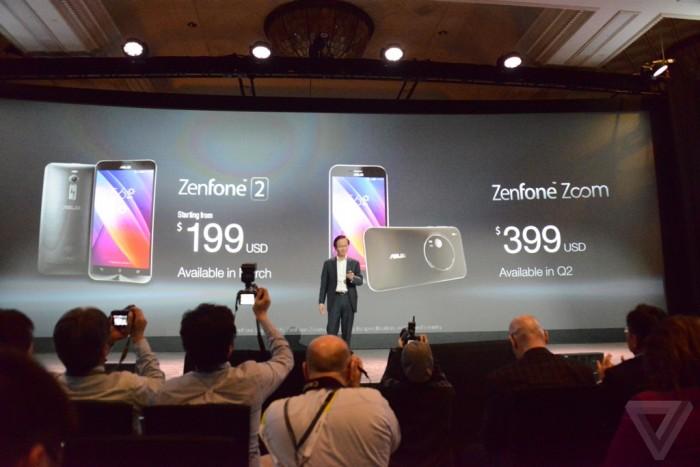 Zenfone Zoom precio