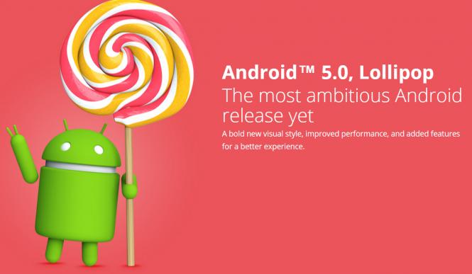 Android 5.0 Lollipop, el lanzamiento más ambicioso hasta ahora