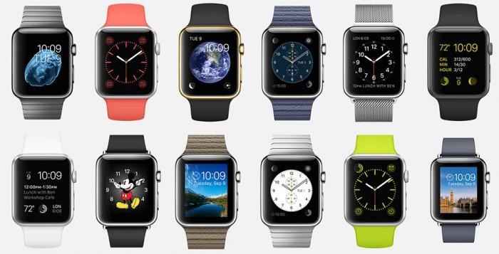 Apple Watch será lanzado en distintas versiones para satisfacer a todos los clientes de Apple.