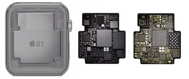 Samsung sera responsable de fabricar la mayor parte de los procesadores S1 del Apple Watch