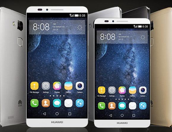 Huawei posiblemente anuncie el Mate 7 Compact