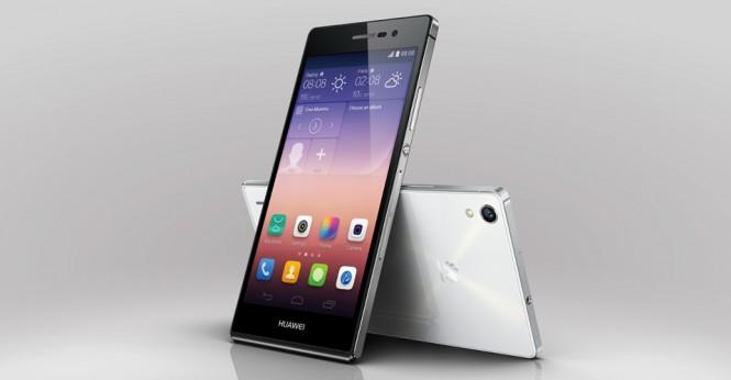 Huawei Ascend P7, antecesor del rumorado Huawei P8