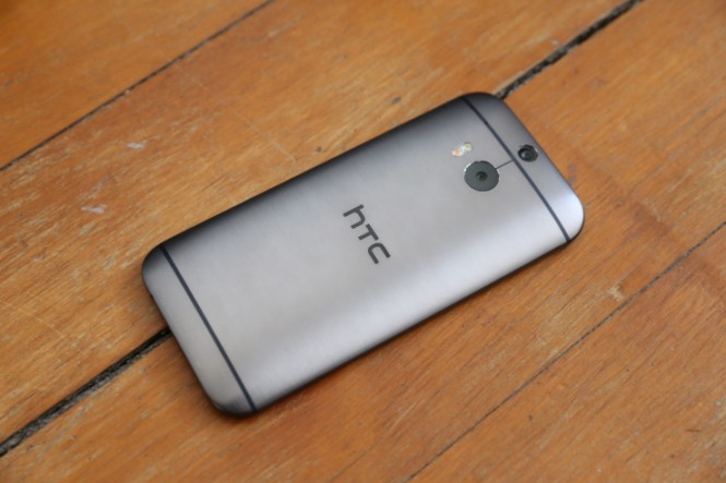 Flagship actual HTC One M8