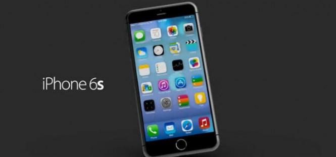 Imagen conceptual del iPhone 6S