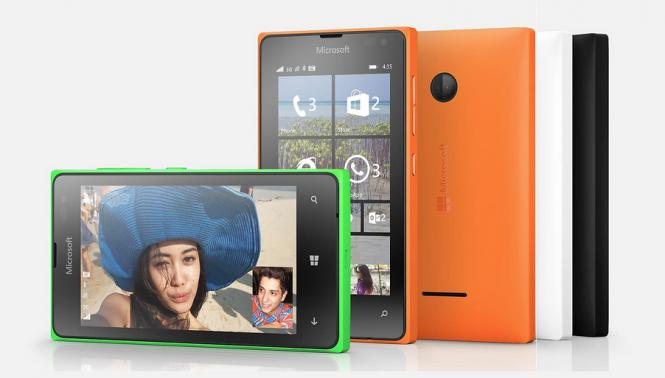 Lumia 435 el teléfono más económico de Microsoft
