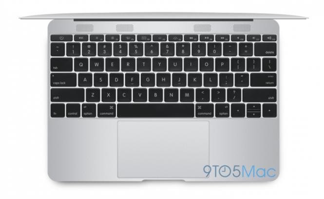 Supuesta MacBook Air 12
