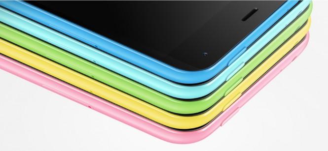 Colores del Meizu M1
