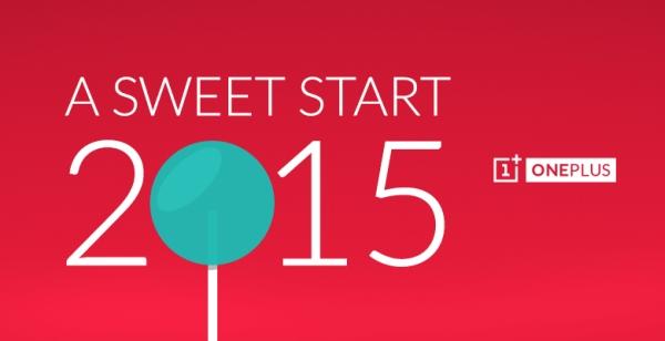 OnePlus inicia el año mostrando su propia ROM basada en Androod 5.0 Lollipop