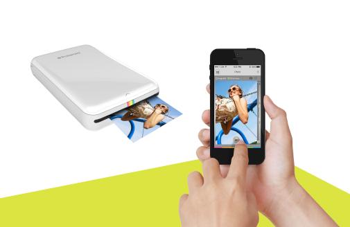 polaroid impresora zip mobile
