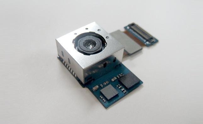 Módulo de cámara producido por Samsung