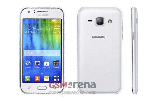 Nueva imagen del Samsung (Galaxy) J1