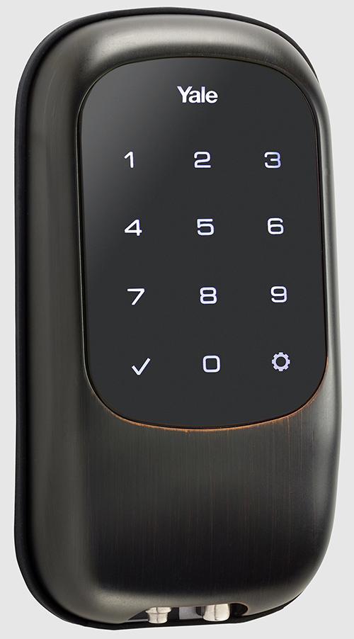 yale-cerradura electronica