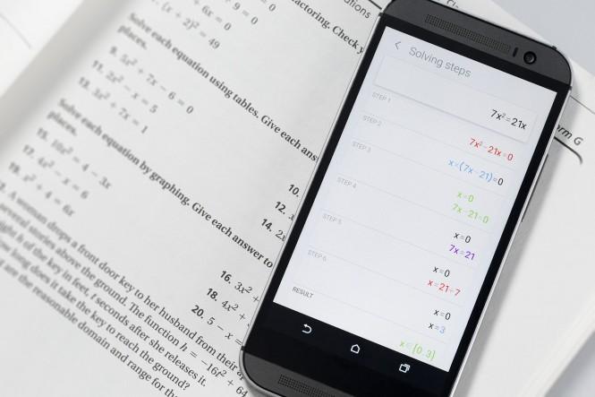 Photomath para Android