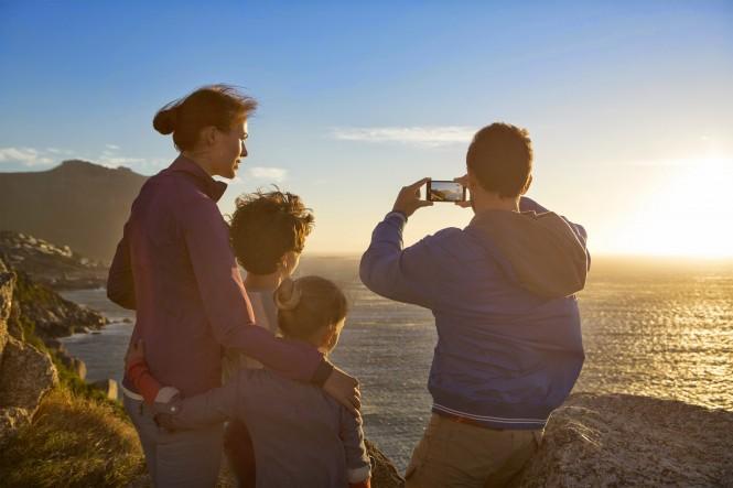 Xperia E4g con cámara de cinco megapixeles