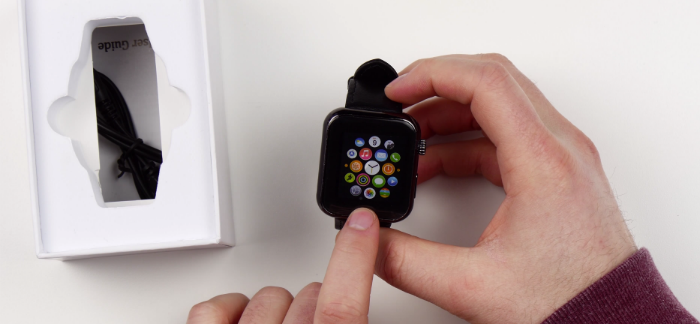 Apple Watch chino con Android