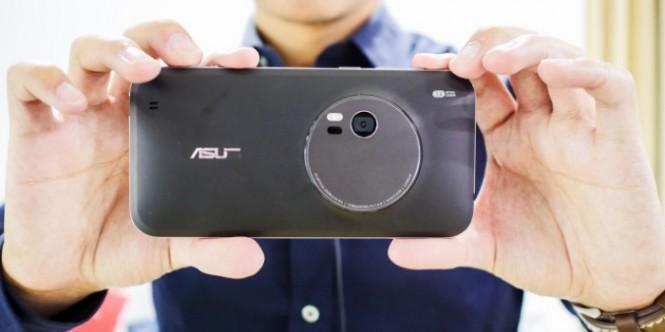 Asus ZenFone Zoom tiene el módulo de zoom óptico más delgado del mundo