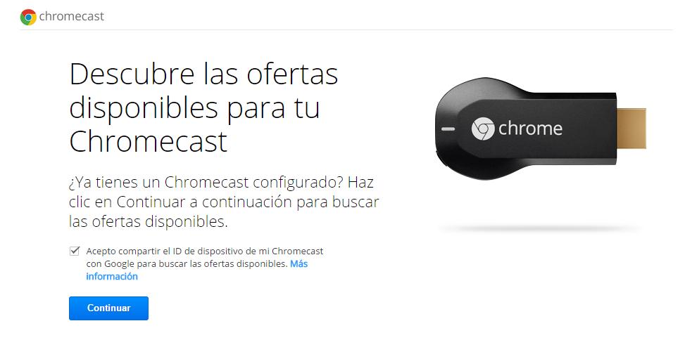 Chromecast(1)