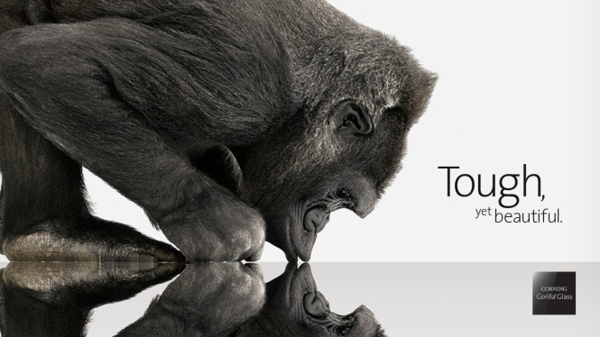 Gorilla Glass de Corning