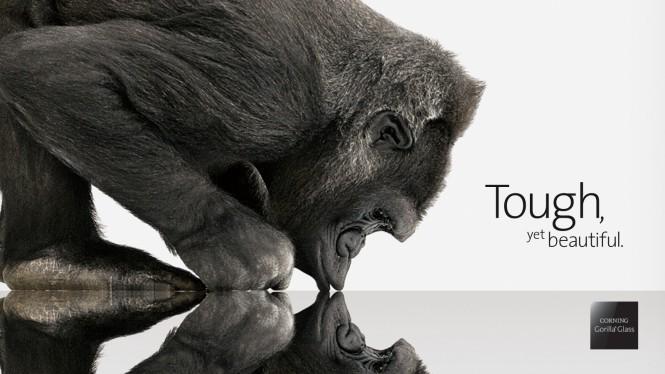 Gorilla Glass de Corning