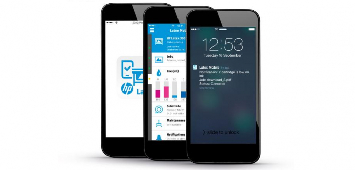 HP Latex Mobile