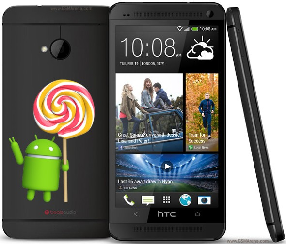 HTC-One-M7-Android-Lollipop