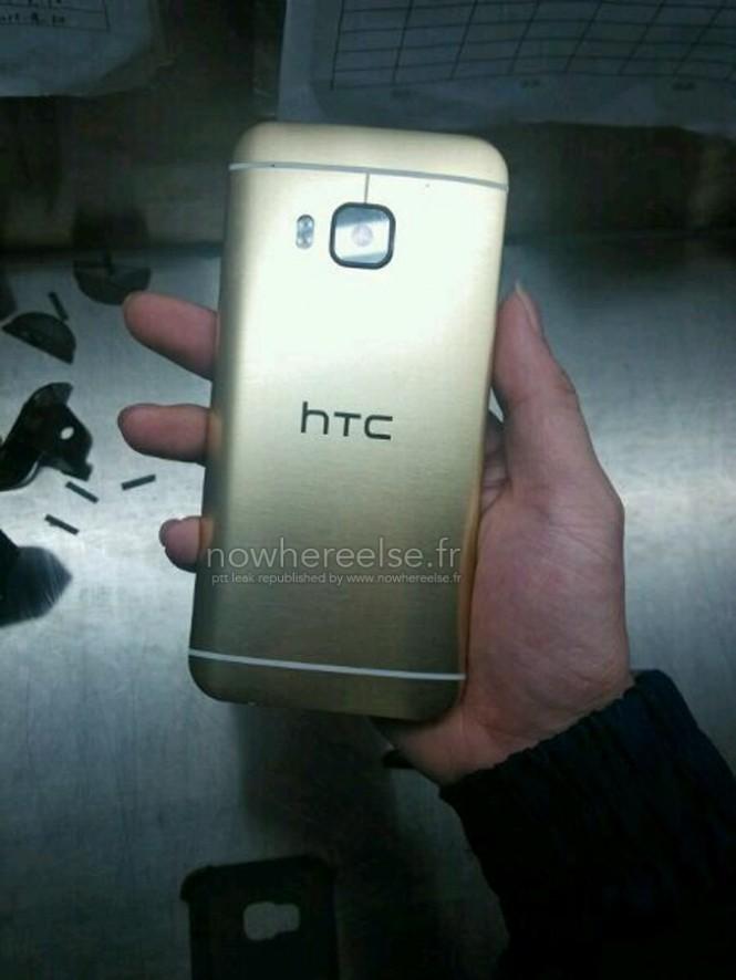 Cubierta trasera del HTC One (M9)