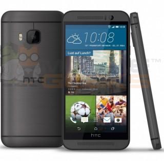 HTC One M9, se filtran supuestos renders oficiales