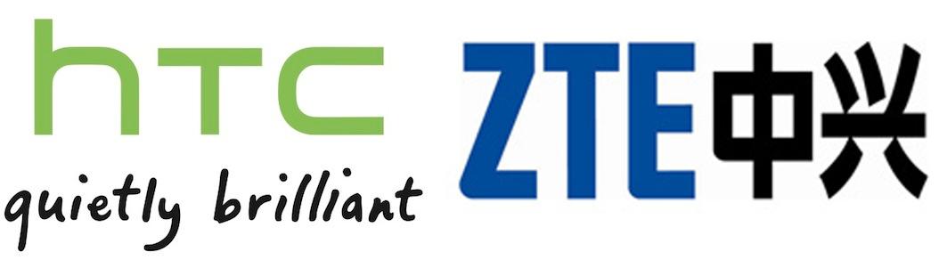 HTC ZTE Logo