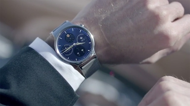 Huawei-watch-video