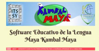 Kambal Maya: Aprender Maya jugando ya es posible