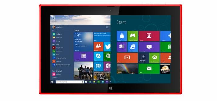 Lumia 2520 sucesor
