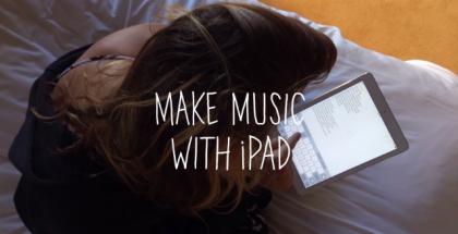Make Music With iPad