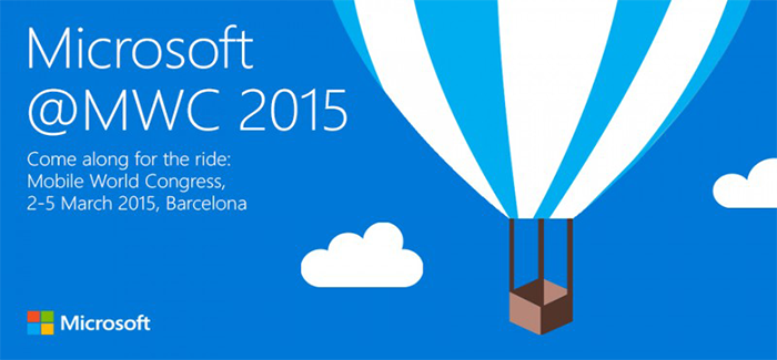 Microsoft en el MWC