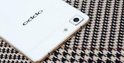 Oppo R5 Dorado busca competir con el iPhone 6 en San Valentín