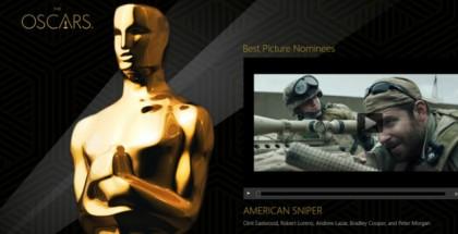 Oscars para Windows