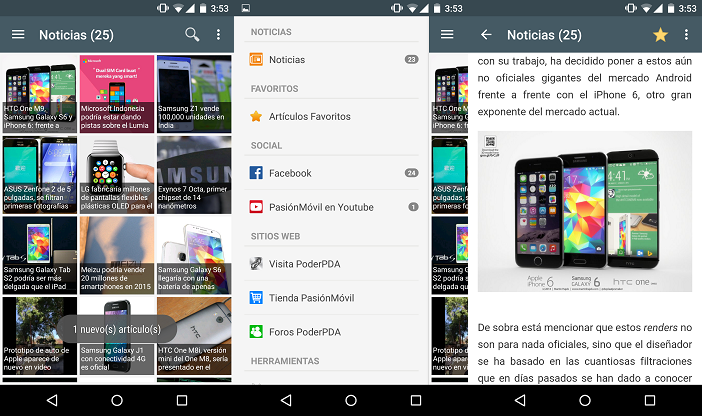 PoderPDA-Material-Design-Android(1)
