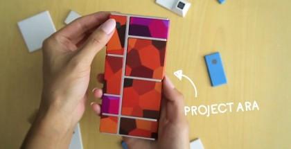 Project Ara funcionando en video