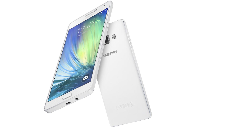 Samsung Galaxy A7 - 1