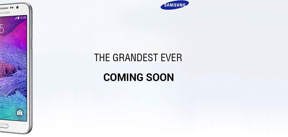 Samsung Galaxy Grand tres India