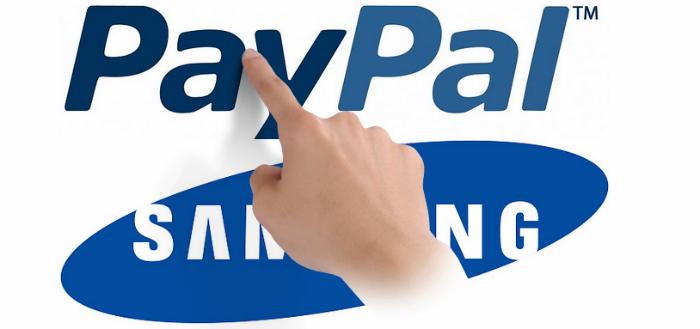 Samsung PayPal