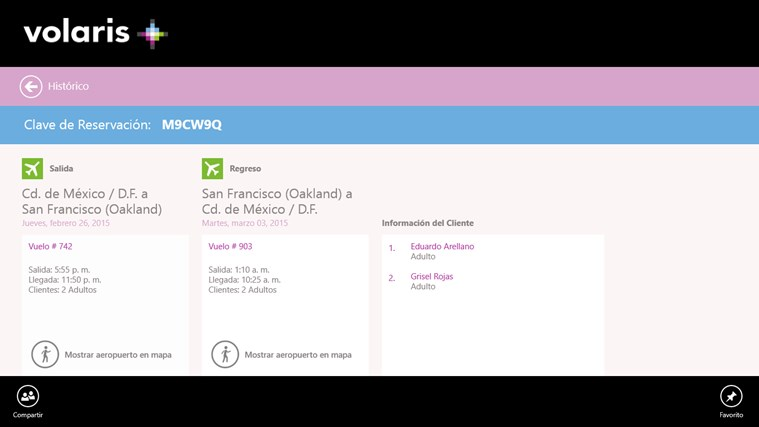 Volaris para Windows